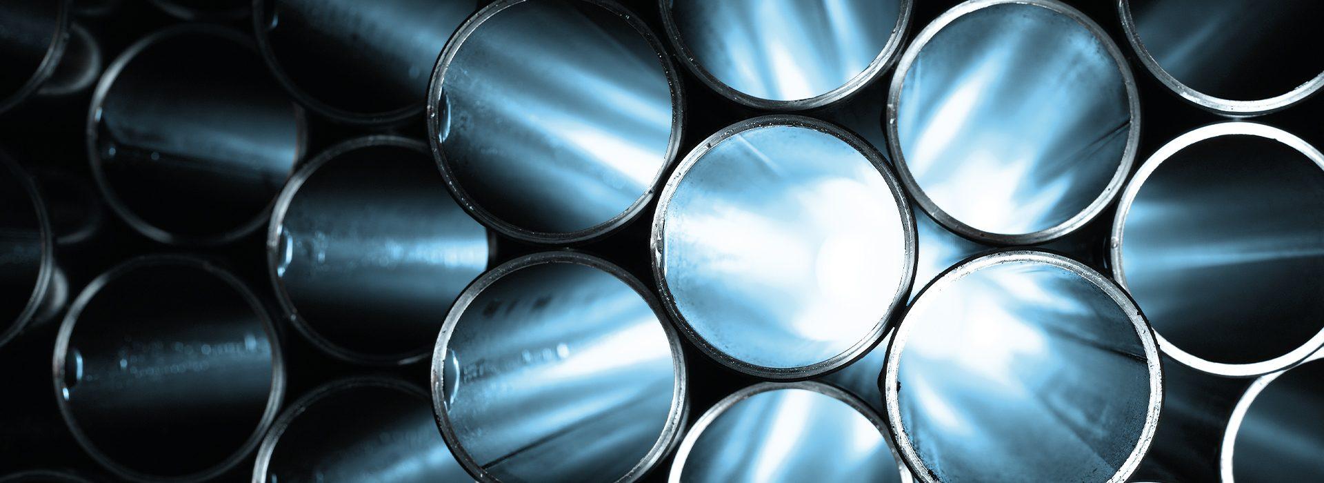 Rohre aus Aluminium vonWMH GROUP GERMANY