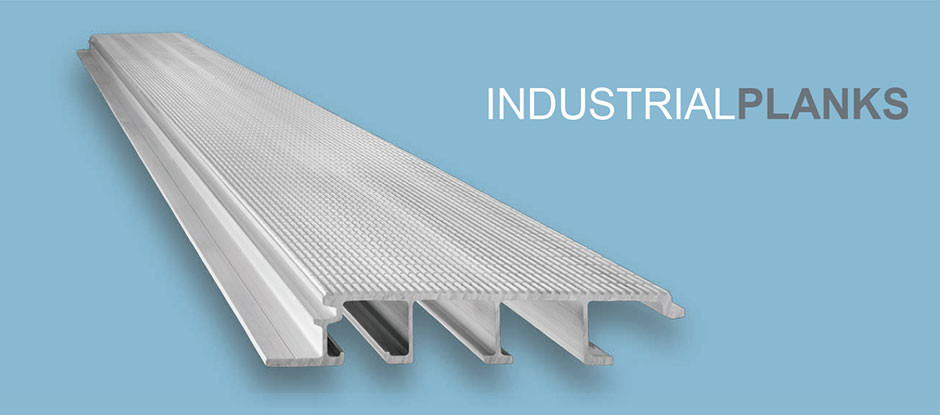 Industrial Aluminum Planks WMH GROUP GERMANY